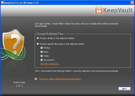 KeepVault_Online_Offsite_Remote_Cloud_Data_Backup_Service_Review