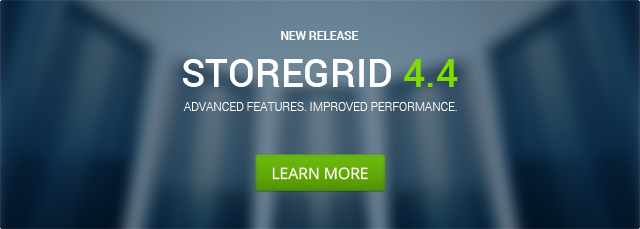 Vembu StoreGrid 4.4